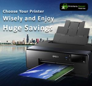 Choose Your Printer Wisely and Enjoy Huge Savings